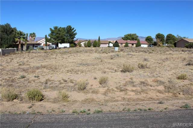 7791 E Oxbow Drive, Kingman, AZ 86401 (MLS #962036) :: The Lander Team
