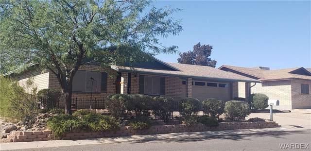 810 Crestwood Drive, Kingman, AZ 86409 (MLS #962046) :: The Lander Team