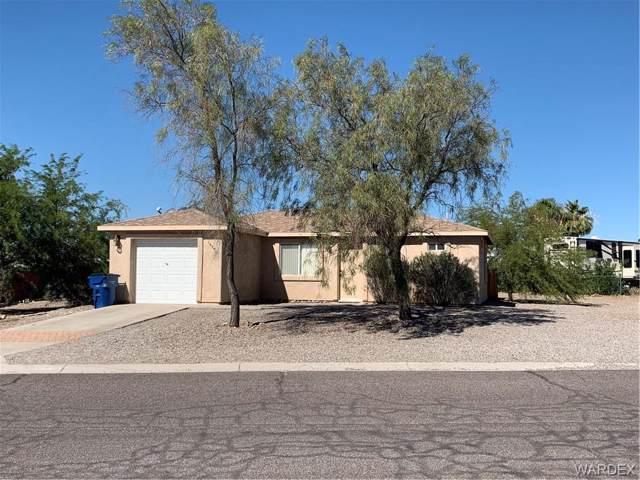 1675 E Aztec Road, Fort Mohave, AZ 86426 (MLS #962054) :: The Lander Team