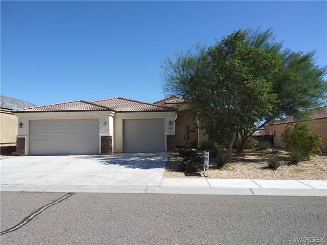 4826 S Mesa Amarilla Lane, Fort Mohave, AZ 86426 (MLS #962055) :: The Lander Team