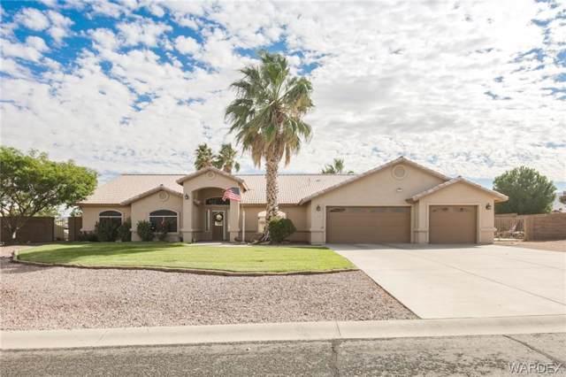 2792 Buckskin Avenue, Kingman, AZ 86401 (MLS #962056) :: The Lander Team