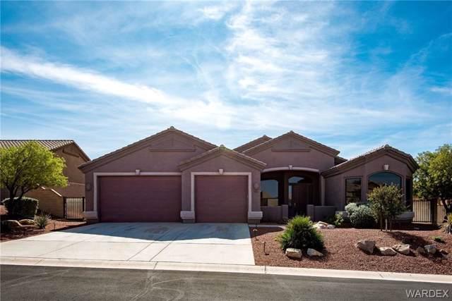 941 Talon Pointe Drive, Bullhead, AZ 86429 (MLS #962057) :: The Lander Team