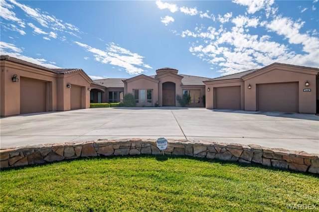 3480 Southern Vista Drive, Kingman, AZ 86401 (MLS #962078) :: The Lander Team