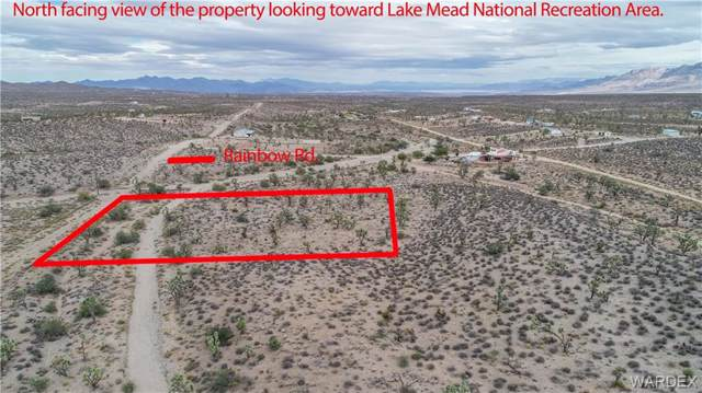 27212 N Rainbow Road, Meadview, AZ 86444 (MLS #962081) :: The Lander Team