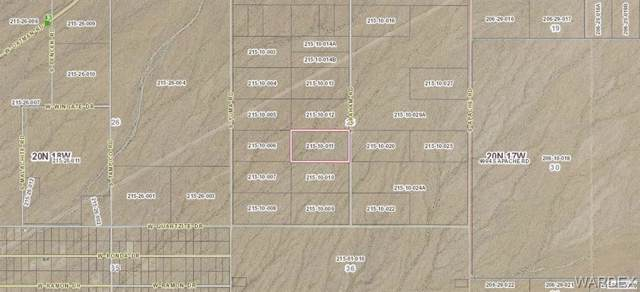 Lot 34 Graham Road, Golden Valley, AZ 86413 (MLS #962087) :: The Lander Team