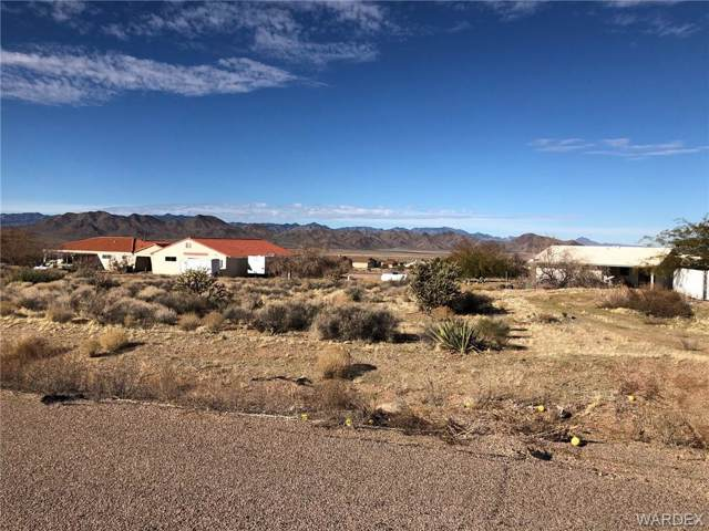 9317 N River Run Drive, Kingman, AZ 86401 (MLS #962092) :: The Lander Team