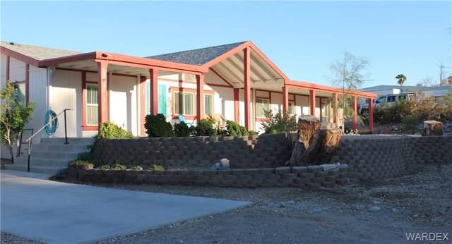 1630 Mesa Vista Drive, Bullhead, AZ 86442 (MLS #962155) :: The Lander Team