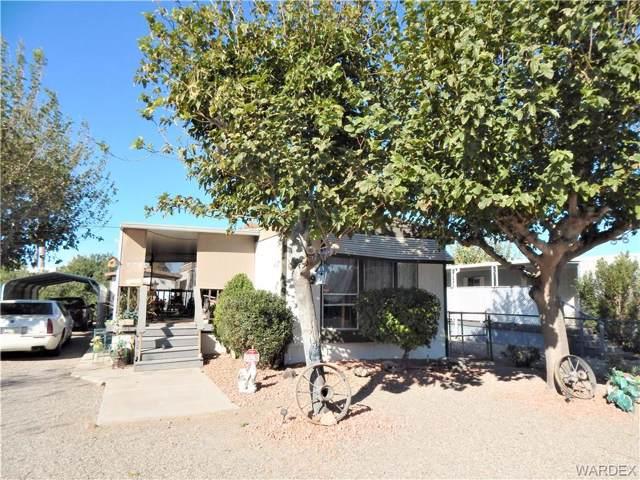 7809 S Teal Street, Mohave Valley, AZ 86440 (MLS #962277) :: The Lander Team