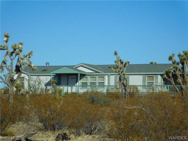 17533 N Kingman Drive, Dolan Springs, AZ 86441 (MLS #962311) :: The Lander Team