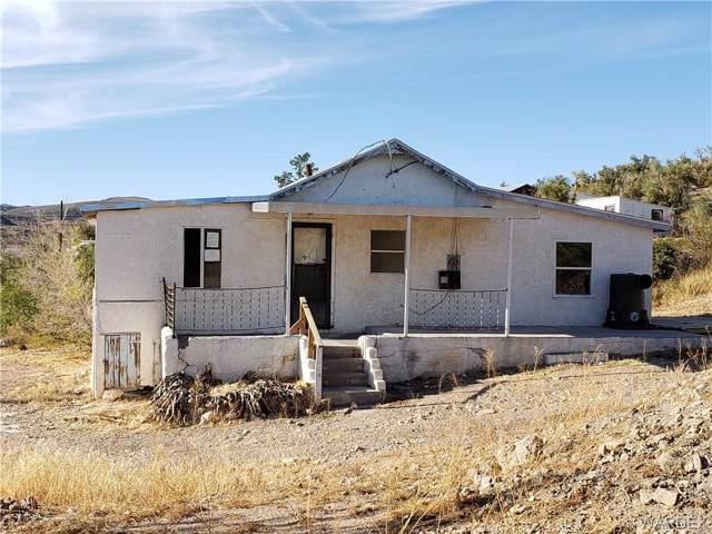 1015 Kit Carson Road, Kingman, AZ 86401 (MLS #962323) :: The Lander Team