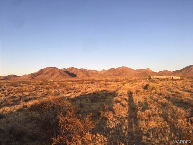 LMRO #2 S-11 S2 LOT  Hualapai Drive, Dolan Springs, AZ 86441 (MLS #962339) :: The Lander Team