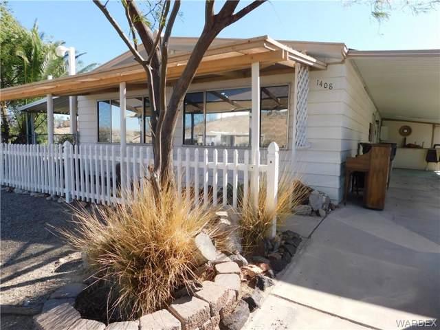 1408 Luna Lane, Bullhead, AZ 86442 (MLS #962358) :: The Lander Team