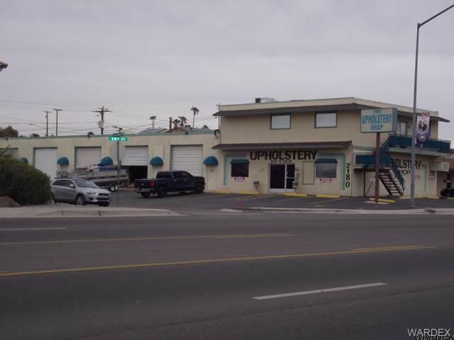 2180 Highway 95, Bullhead, AZ 86442 (MLS #962376) :: The Lander Team