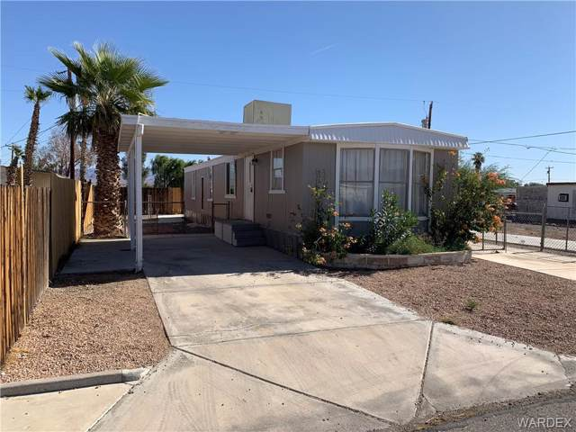 1770 Artesia Drive, Bullhead, AZ 86442 (MLS #962425) :: The Lander Team