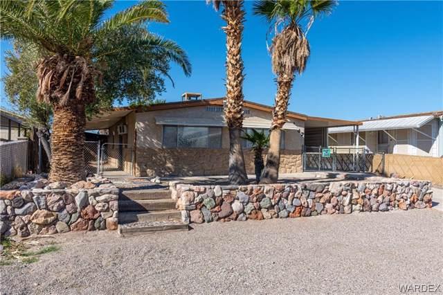 1447 Tonto Drive, Bullhead, AZ 86442 (MLS #962442) :: The Lander Team