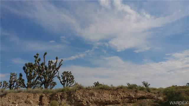 18386 N Pierce Ferry Road, Dolan Springs, AZ 86441 (MLS #962477) :: The Lander Team
