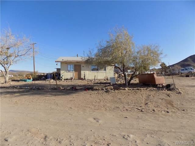 16073 N Latigo Circle, Dolan Springs, AZ 86441 (MLS #962494) :: The Lander Team