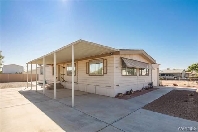 1070 E Acacia Drive, Mohave Valley, AZ 86440 (MLS #962498) :: The Lander Team