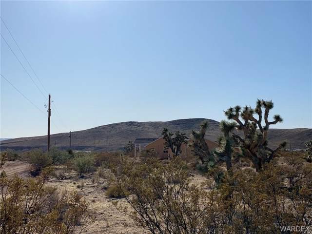 21435 N Palm Desert Drive, White Hills, AZ 86445 (MLS #962550) :: The Lander Team