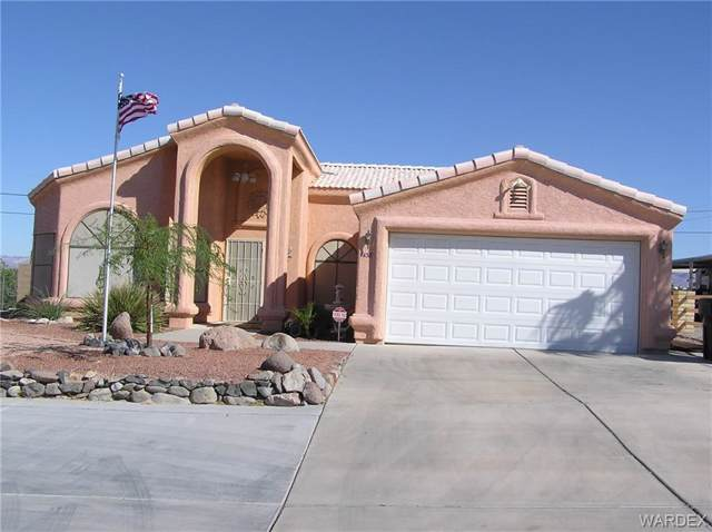 1438 Dorado Way, Bullhead, AZ 86442 (MLS #962552) :: The Lander Team