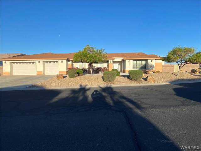 6183 S Los Lagos Cove, Fort Mohave, AZ 86426 (MLS #962704) :: The Lander Team