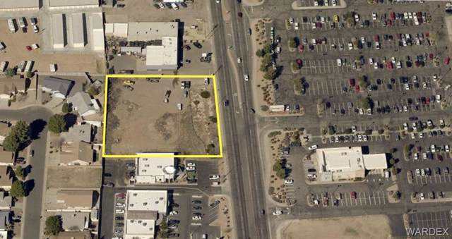 3969 Stockton Hill Road, Kingman, AZ 86409 (MLS #962730) :: The Lander Team