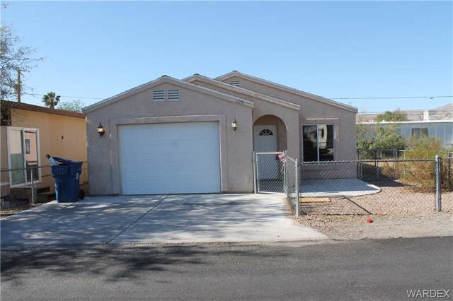 1851 El Monte Drive, Bullhead, AZ 86442 (MLS #962733) :: The Lander Team