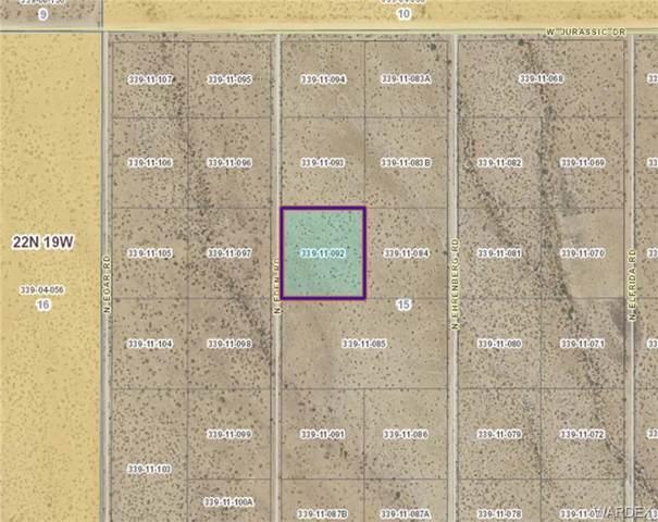 2.35 N Eden Road, Golden Valley, AZ 86413 (MLS #962777) :: The Lander Team