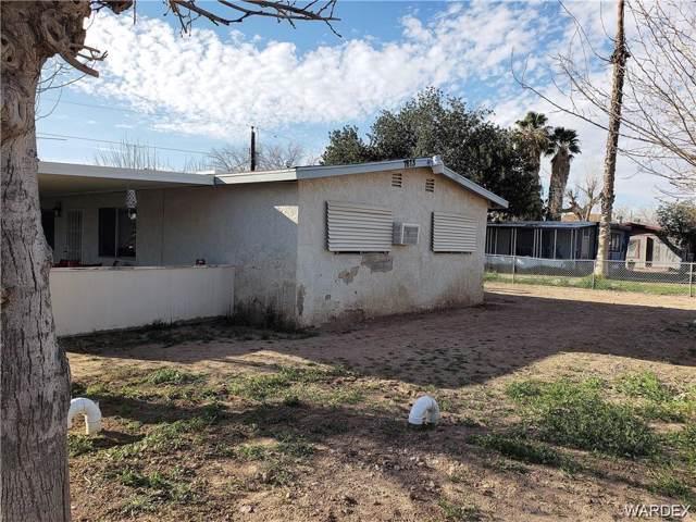 7873 S Mallard Street, Mohave Valley, AZ 86440 (MLS #962782) :: The Lander Team