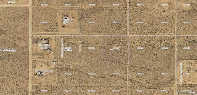 Lot 177 E Darlin Road, Kingman, AZ 86401 (MLS #962783) :: The Lander Team