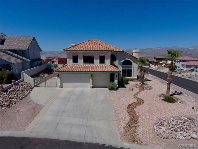 2520 N Ridge Avenue, Bullhead, AZ 86429 (MLS #962785) :: The Lander Team