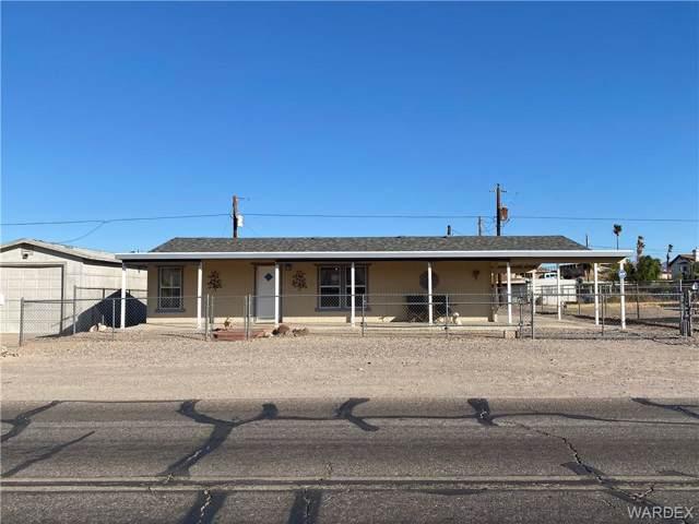 1626 Trane Rd, Bullhead, AZ 86442 (MLS #962792) :: The Lander Team