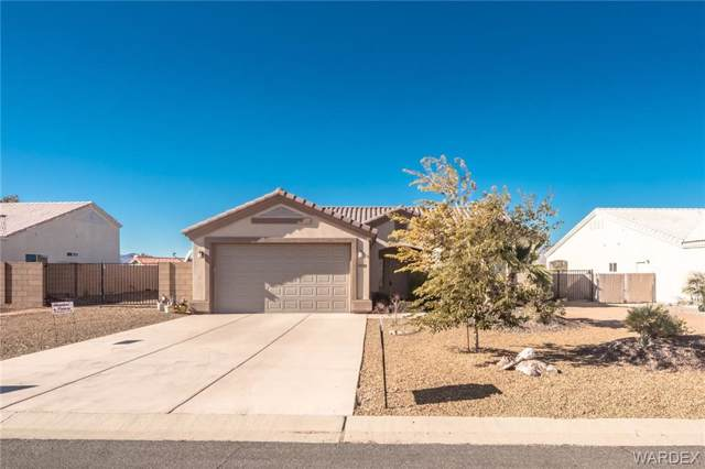 3427 Sunbeam Drive, Bullhead, AZ 86429 (MLS #962811) :: The Lander Team