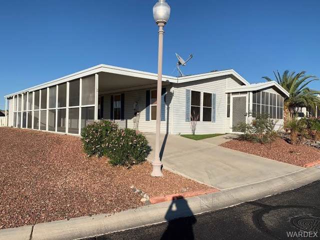 2350 Adobe Road #96, Bullhead, AZ 86442 (MLS #962875) :: The Lander Team
