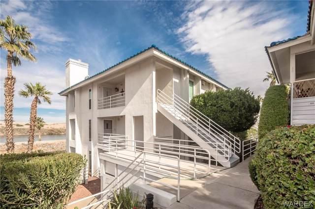 1800 Clubhouse Dr #A3, Bullhead, AZ 86442 (MLS #962887) :: The Lander Team