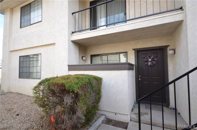 1190 Ramar Road #51, Bullhead, AZ 86442 (MLS #962897) :: The Lander Team