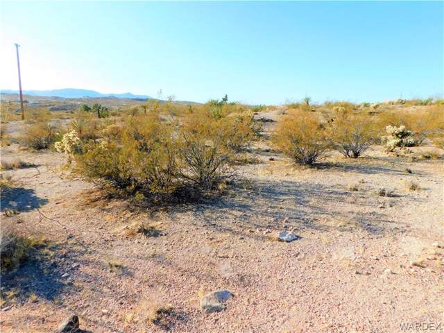 780 E Pigeon Lane, Meadview, AZ 86444 (MLS #962931) :: The Lander Team