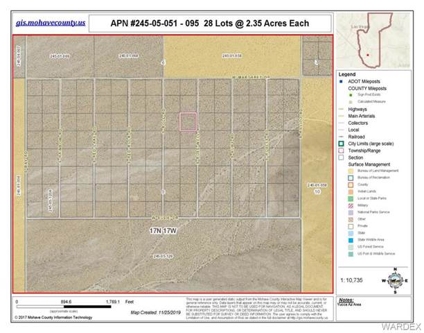 051-095 - 28 Lots S. Rose Well Road, Yucca, AZ 86438 (MLS #962956) :: The Lander Team