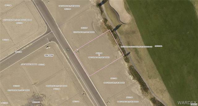 6282 S Via De Oro, Fort Mohave, AZ 86426 (MLS #962993) :: The Lander Team