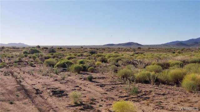 7641 E Burro Drive, Kingman, AZ 86401 (MLS #962998) :: The Lander Team