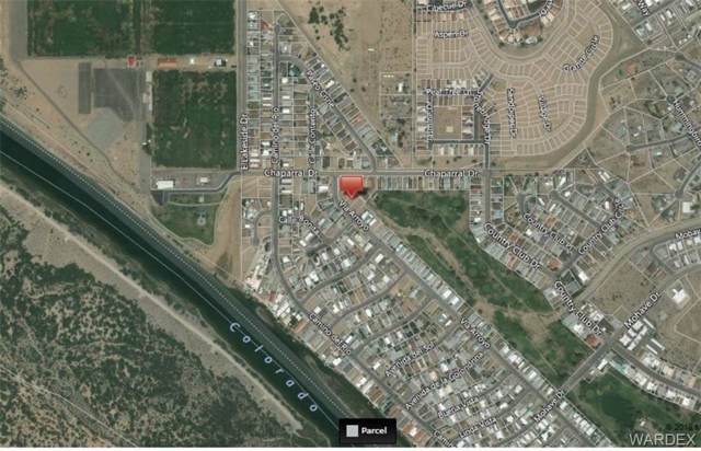 2496 Via Arroyo, Bullhead, AZ 86442 (MLS #963011) :: The Lander Team