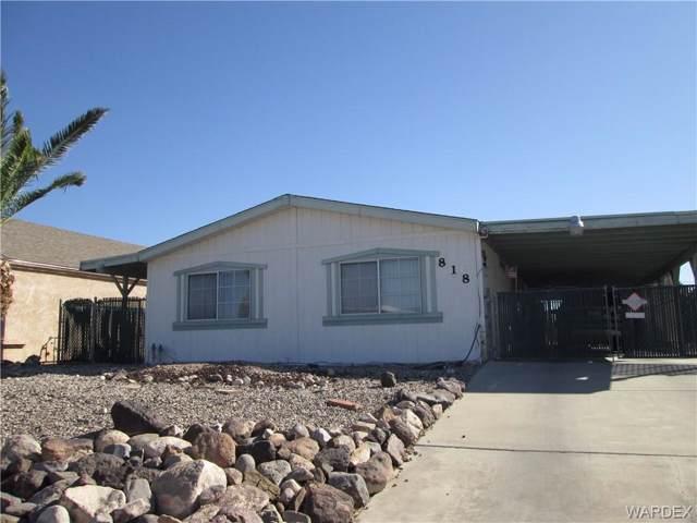 818 Citrus Street, Bullhead, AZ 86442 (MLS #963020) :: The Lander Team