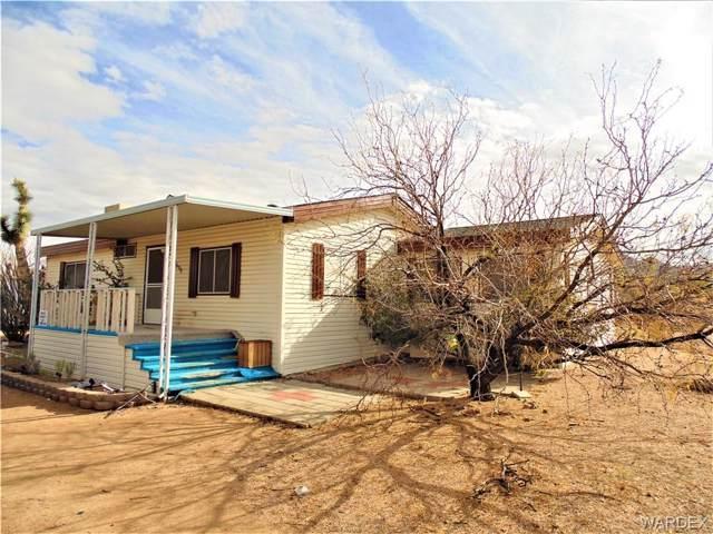 8650 E Western Drive, Kingman, AZ 86401 (MLS #963032) :: The Lander Team