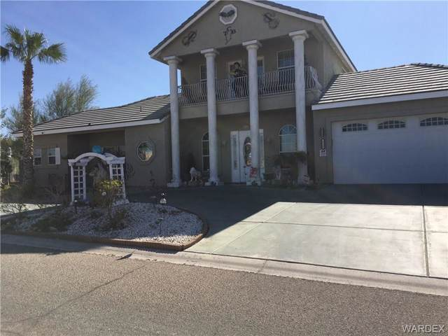 5846 S Clubhouse Drive, Fort Mohave, AZ 86426 (MLS #963083) :: The Lander Team