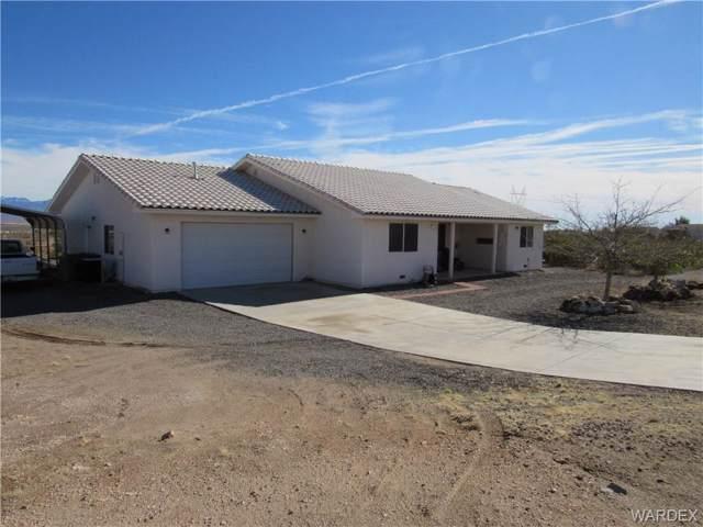 2002 S Drake Road, Golden Valley, AZ 86413 (MLS #963085) :: The Lander Team