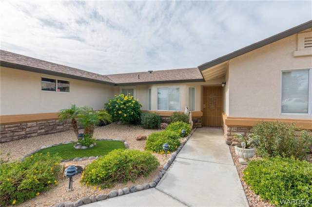 5371 S Mountain View Road, Fort Mohave, AZ 86426 (MLS #963099) :: The Lander Team