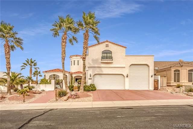 2893 Palo Brea Circle, Bullhead, AZ 86429 (MLS #963104) :: The Lander Team