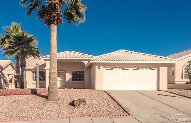 1975 E Easy Street, Fort Mohave, AZ 86426 (MLS #963188) :: The Lander Team