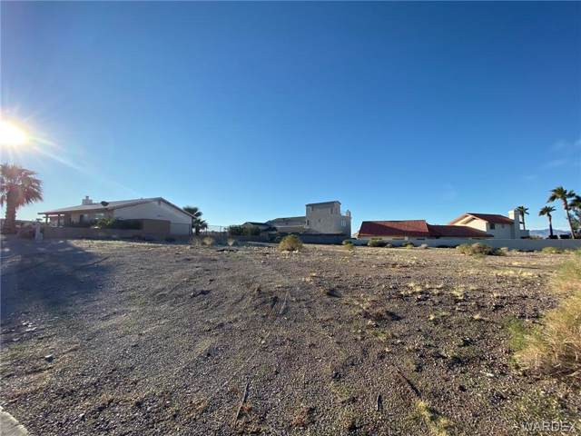 3414 Sharon Road, Bullhead, AZ 86429 (MLS #963193) :: The Lander Team