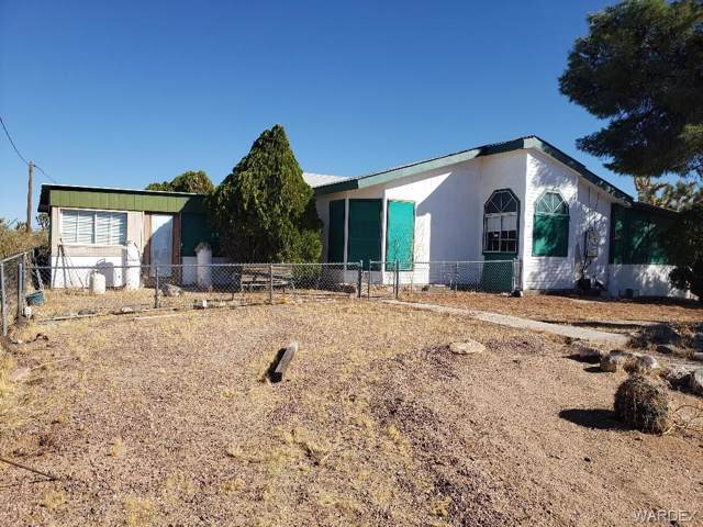 17940 N North Drive, Dolan Springs, AZ 86441 (MLS #963194) :: The Lander Team